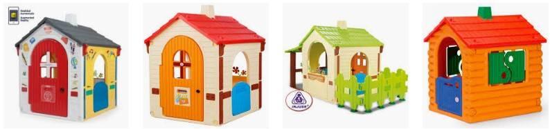 casitas infantiles injusa