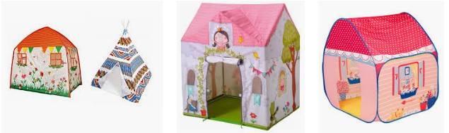 mejores casitas infantiles tela