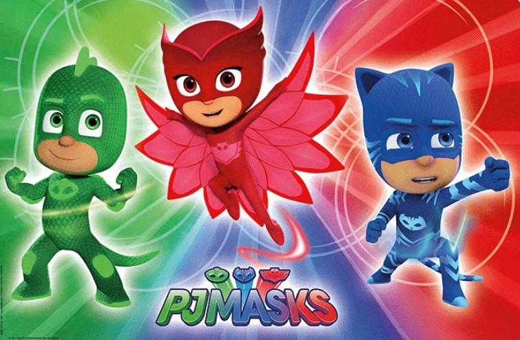 personajes de pj masks