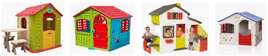 casitas infantiles plastico